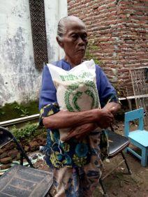 Warliah 86th RT05 RW07 Kergon Kota Pekalongan